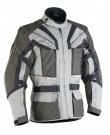 ADRIANO - pánská textilní moto bunda