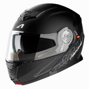 Moto přilba ASTONE RT1200 černá matná