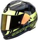 Moto přilba SCORPION EXO-510 AIR STAGE černo/neonově žlutá