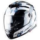 Moto přilba ASTONE GT800 VELVET modrá