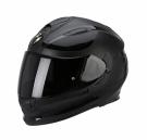 Moto přilba SCORPION EXO-510 AIR SUBLIM černá matná/černá lesklá