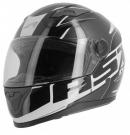 Moto přilba ASTONE GT2 AST černo/bílá