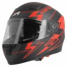 Moto přilba ASTONE GT900 ARROW matná červená