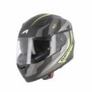 Moto přilba ASTONE GT900 exclusive ALPHA šedo/žlutá