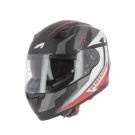 Moto přilba ASTONE GT900 exclusive ALPHA bílo/červená