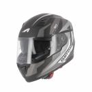 Moto přilba ASTONE GT900 exclusive ALPHA šedo/bílá