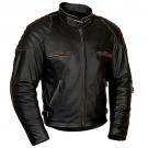 RUSTY- pánská kožená retro bunda