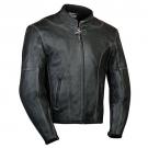 LARROS - kožená bunda na motorku