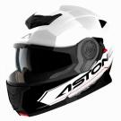 Moto přilba ASTONE RT1200 TOURING bílo/černá