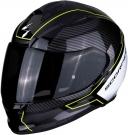 Moto přilba SCORPION EXO-510 AIR FRAME černo/neon žluto/bílá